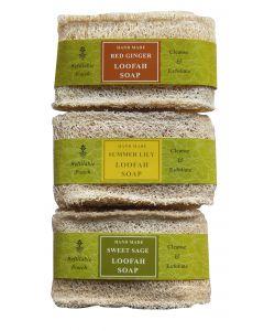 LP Loofah Soap Sweet Sage